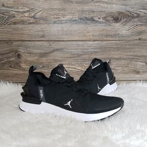 New Nike Jordan React Havoc Black White Sneakers